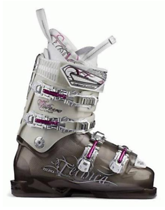 2012 Tecnica Viva Inferno Crush Tr. BrownBone Grey 24.05UK Women's Ski Boots