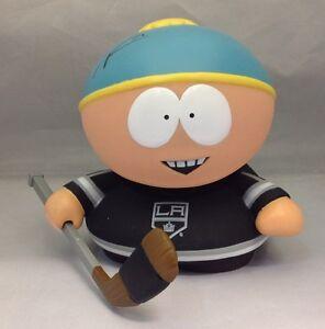Tanner Pearson LA Kings South Park Cartman Bobble Head - PSA/DNA # AA69050