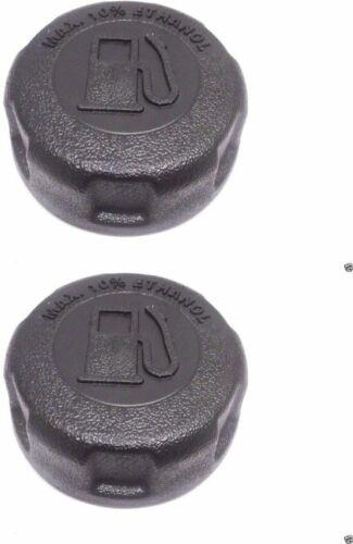 2 Pack MTD 951-10300 Fuel Gas Cap Fits Cub Cadet Craftsman Bolens YardMan OEM