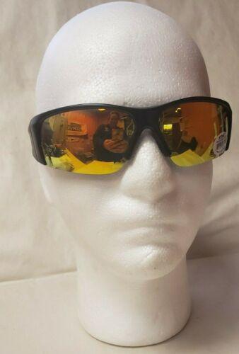 Officially Licensed Stihl Black Wrap Orange Lens #0371