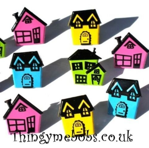 NEW HOME//MOVING HOUSE 12 HOUSE//HOME BRADS CARD MA//KING//SCRAP BOOKING//CRAFTS
