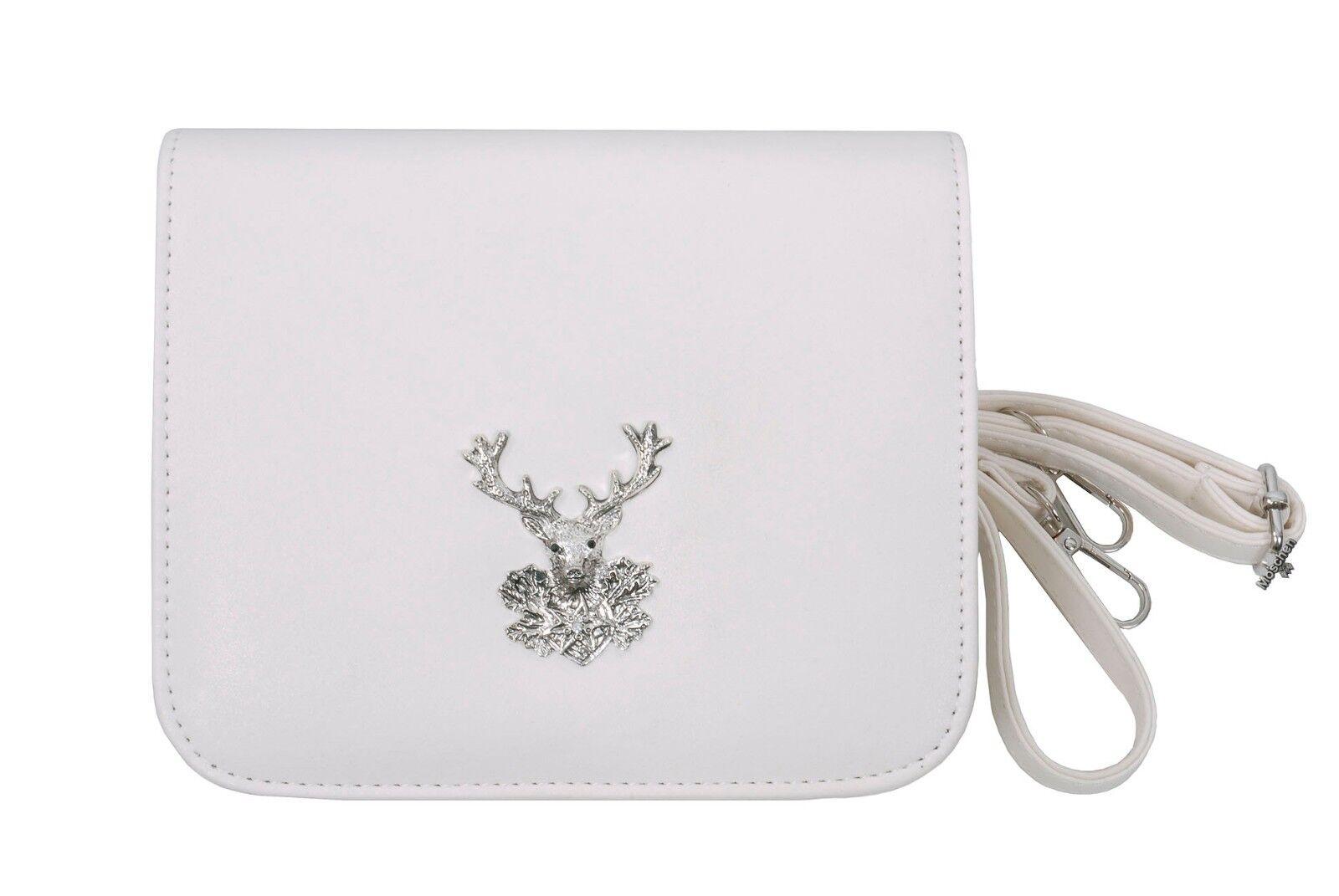 Trachtentasche Dirndltasche Dirndltasche Dirndltasche Damentasche Handtasche Umhängetasche Leder Creme | Günstigen Preis  | Export  | Große Klassifizierung  3c4712