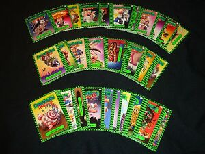 2010-Garbage-Pail-Kids-Flashback-1-FB1-Green-Border-Cards-You-Pick-21a-40b-GPK