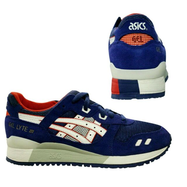 Asics Gel Lyte III Men's Trainers Size Uk 7,7.5,8.5,9,9.5,10,10.5