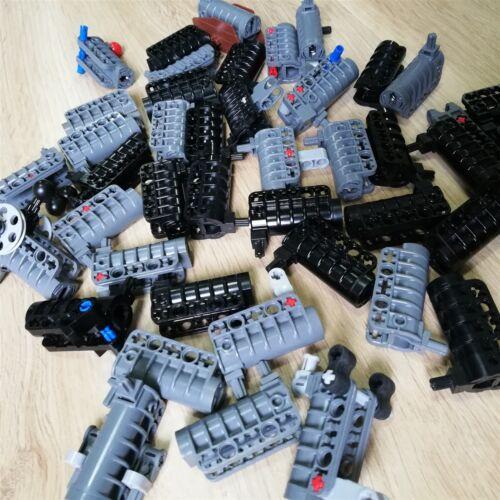 Excellent LEGO PARTS Flat Bottom Mix x7 QTY Technic Competition Cannon