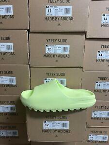 "adidas Yeezy Slide ""Glow Green"" GX6138"