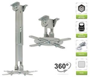 Beamer-Halterung-fuer-ACER-H6521ABD-Projektor-Wandhalterung-Deckenhalterung-Wand
