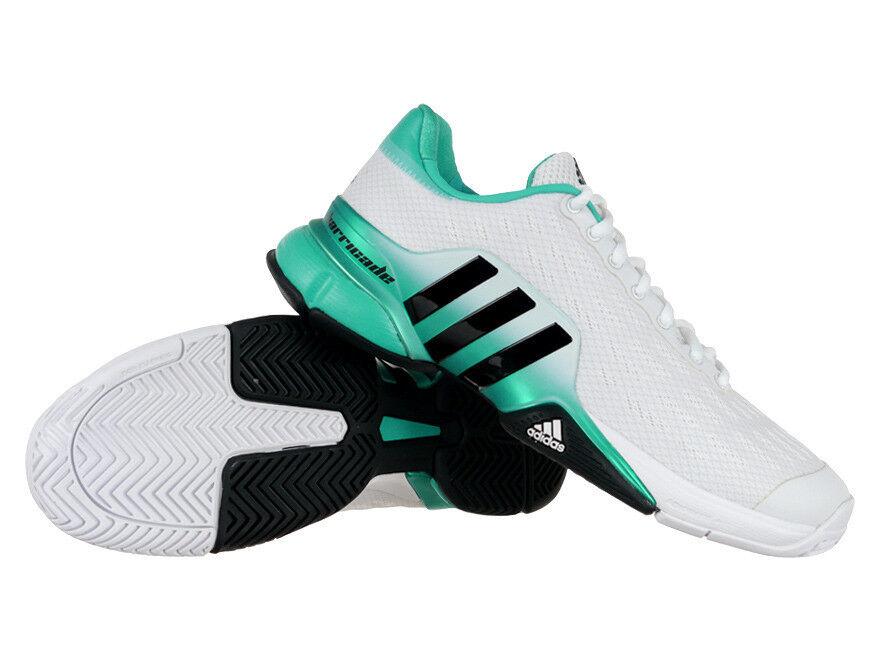 Adidas barricata 2016 le Uomo tennis bianchi corte le 2016 scarpe sportive dei formatori c9cfd9