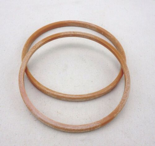 """SETS EMBROIDERY 2 20 RINGS RINGS FIT TOGETHER,SIZE 5.5/""""FREEpp/>SUPERB VALUE"""