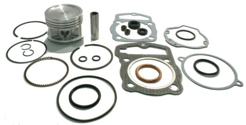 ATC 200M Engine Rebuild Honda ATC200M 1984-1985 .010 Piston /& Gasket Set Kit