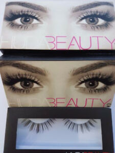 4638278c09c Image is loading Huda-Beauty-Handmade-False-Fake-Eyelashes-Natural-Fibre-