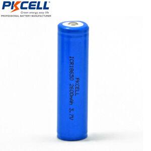 ICR18650-2600mAh-Li-ion-Rechargeable-Vape-Mod-Battery-Button-Top-High-Capacity