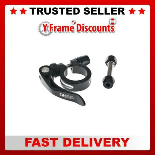 RSP Qr//fixed Seat Collar 34.9mm Silver