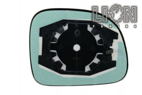 Spiegelglas Glas für Fiat Panda 312 links Fahrerseite