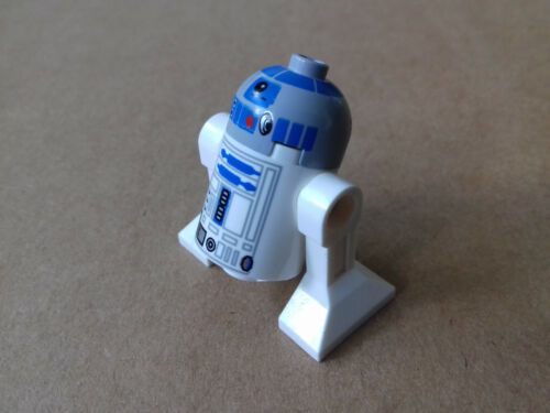 Lego Minifigure Star Wars R2-D2 SW0217 8038 9493 9494 10188 9490 7877 10198