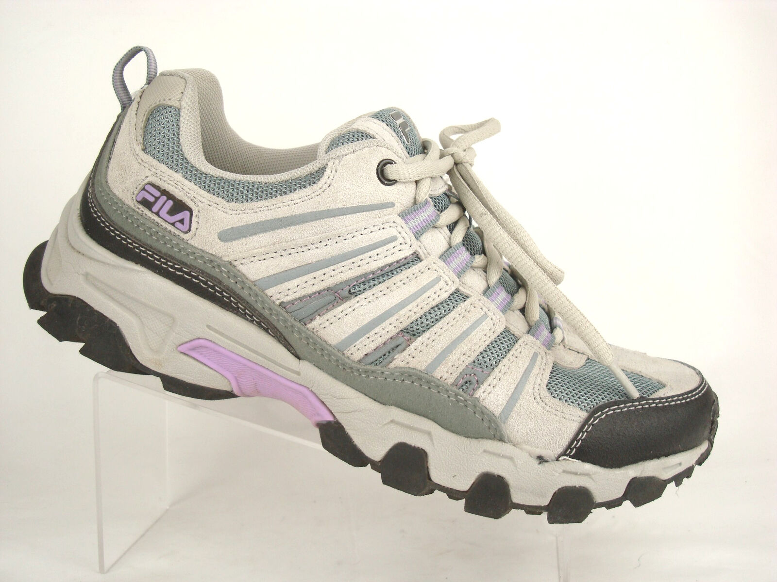 FILA 2017 Hiking Trail Running Sneaker Women US 8 Leather Synthetic Wild casual shoes