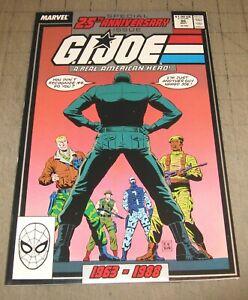 GI JOE #86 (May 1988) VF Condition Comic - 25th Anniversary 1963-1988 G.I. JOE