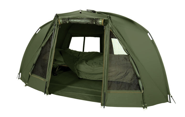 Trakker Tempest V2 1 Man Bivvy System and Front Utility Front and Combo - 201553 NEW f1ce00