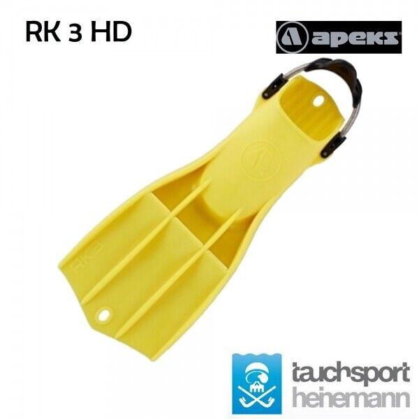 AngebotsKracher - Apeks RK3 HD gelb - Gr XL