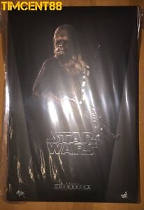 Ready-Hot-Toys-MMS262-Star-Wars-Episode-IV-A-New-Hope-1-6-Chewbacca-Figure