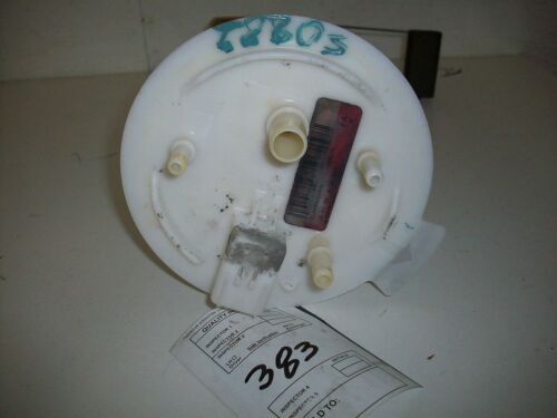 from 12//03//07 Fuel Pump  2008 Only Super Cab Ford F150 4.6 Regular Cab