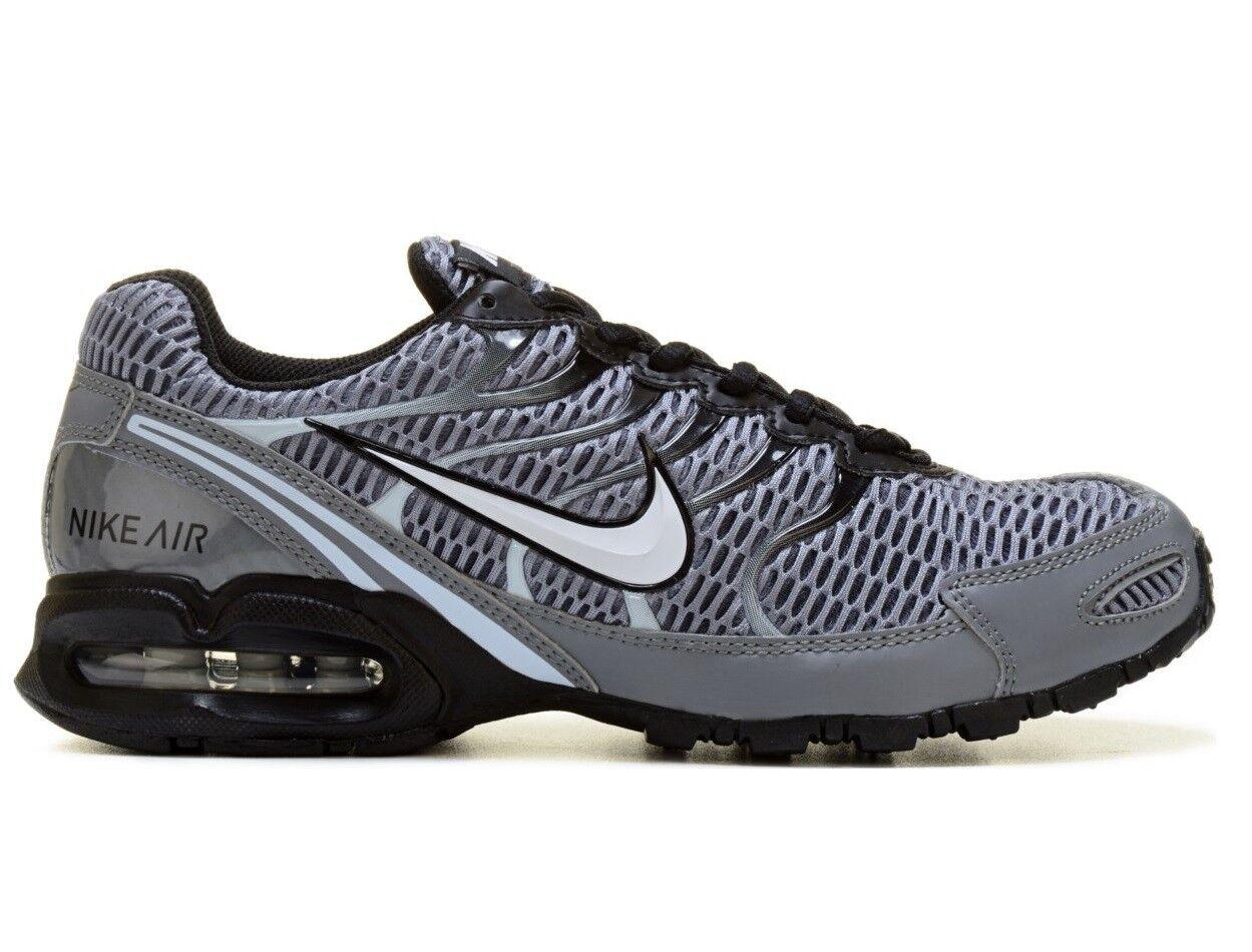 Nike Air Max Torch 4 Mens 343846-012 Cool Grey Black Running Shoes Comfortable