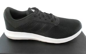 ADIDAS CLOUDFOAM ELEMENT REFRESH 3 M MEN S BLACK WHITE RUNNING SHOES ... 51037de07