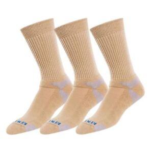 6dbf13e80ada0 Bundle Set KentWool Mens Tour Standard Golf Socks (Khaki/3-pack) | eBay