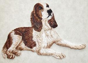 Dog Welsh Springer Spaniel Embroidered Iron On