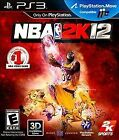 NBA 2K12 (Sony PlayStation 3, 2011)