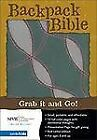 Nirv Backpack Bible by Zondervan Staff (2004, Leather)