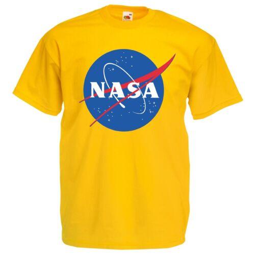 Astronomy Alien USA Space station Kids Size 3-15 T Shirt Children NASA