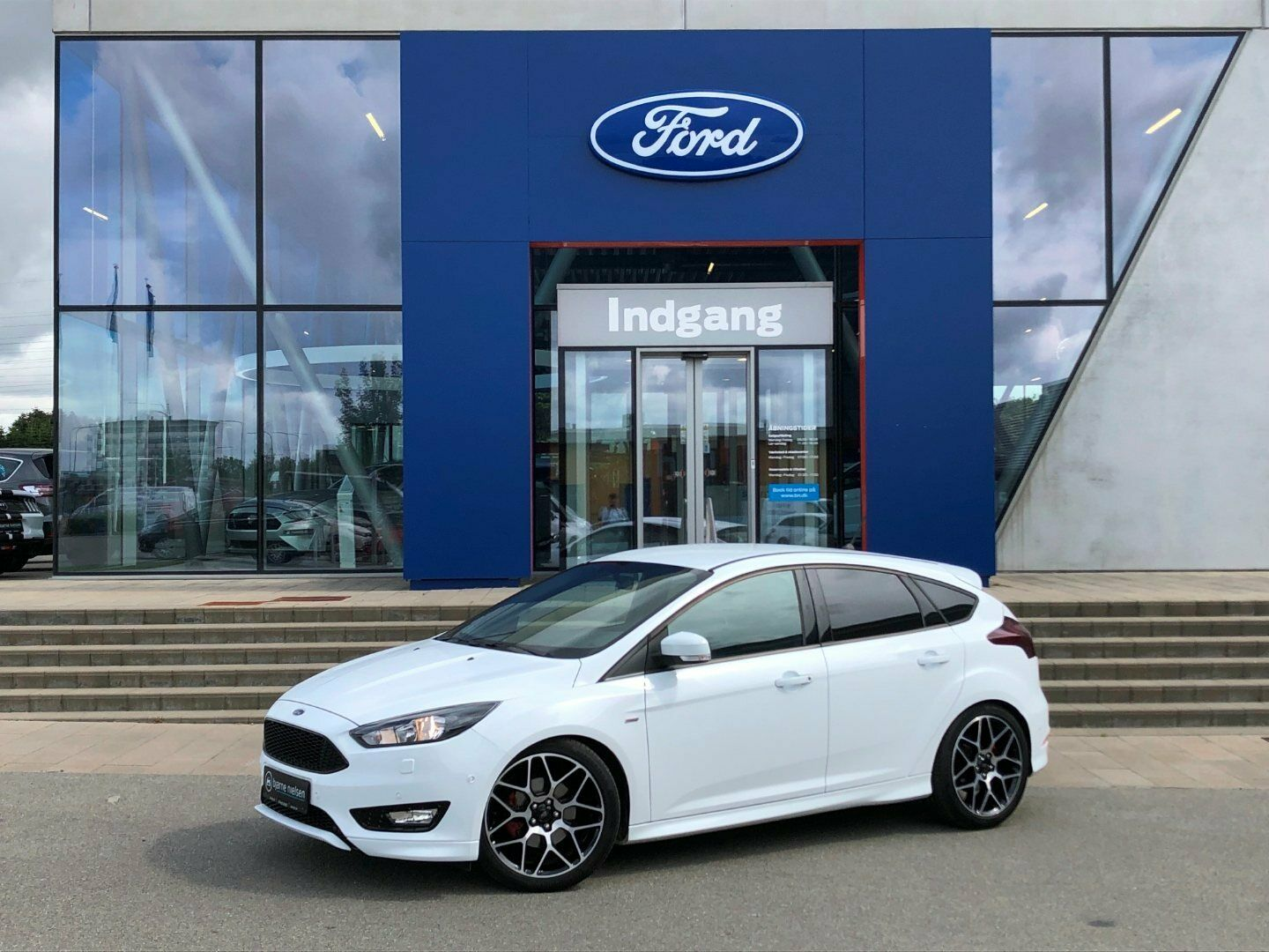 Ford Focus 1,5 SCTi 150 ST-Line