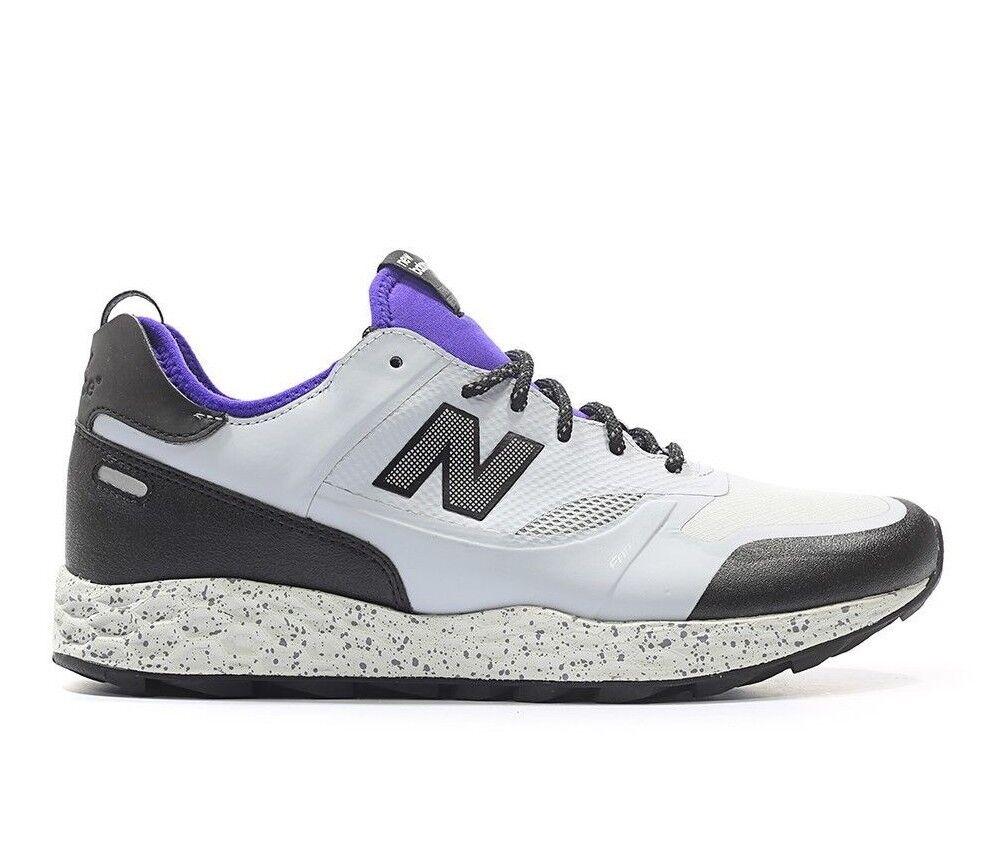 New Balance Fresh Foam Trailbuster Grey Purple Men's Size 8.5 Hiking MFLTBGP
