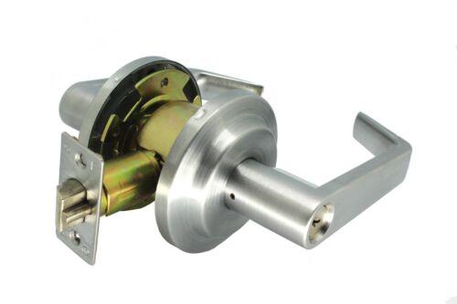 2 Keys Grade 2 Commercial Style Lever Handle Lock set Entry Door