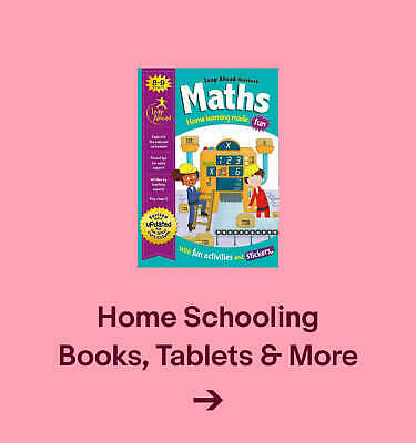 Home Schooling Books, Tablets & More
