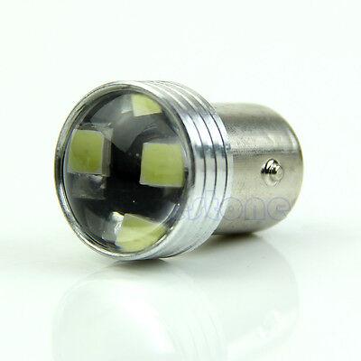 Hi-Q 1156 P21W 6-2835-SMD LED HID White Projector Bulb Backup Reverse Light