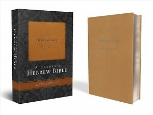 A-Reader-039-s-Hebrew-Bible-Paperback-by-Brown-A-Philip-II-Smith-Bryan-W