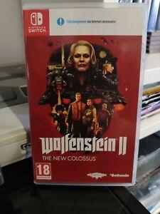 Wolfenstein II: The New Colossus (Nintendo Switch, 2018)