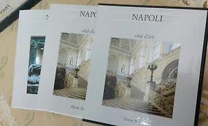 Autori-diversi-Napoli-Citta-d-039-arte-2-tomi-in-astuccio-Electa-1986