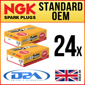 24x-NGK-LZKAR7A-6799-Standard-Spark-Plug-Wholesale-Price-SALE