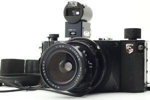 Raro-Excelente-4-meicho-Arte-Panorama-120-Mamiya-Sekor-P-75mm-f-5-6-Lente-do-Japao