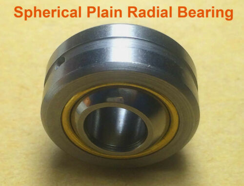 1pc new GEBK25S PB25 Spherical Plain Radial Bearing 25x56x31mm 25*56*31 mm