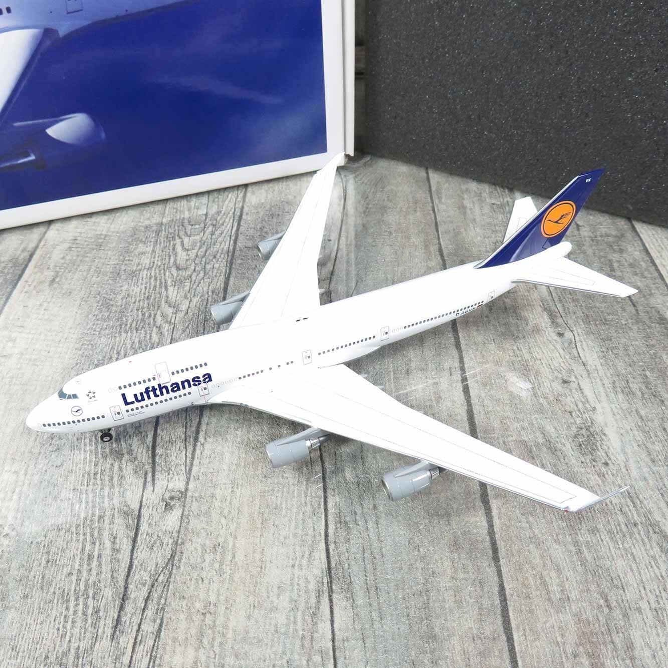 Herpa 362580 - 1 300 - Lufthansa Boeing 747-400- OVP - Z14722