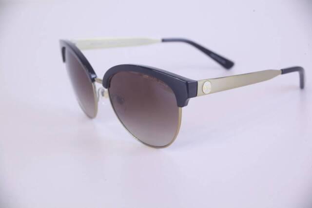 8661893517 Michael Kors Mk2057 330513 Black gold Mk2057 Cats Eyes Sunglasses ...