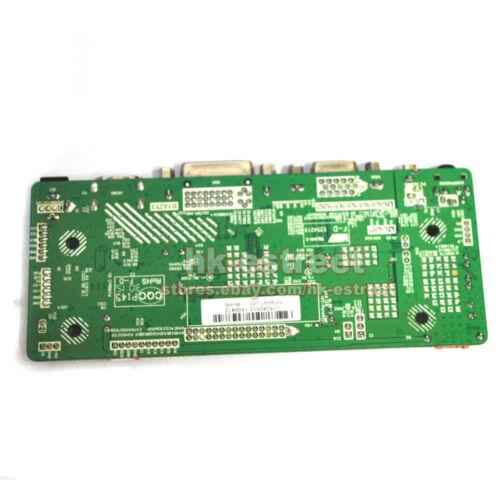 Power Adap @USA HDMI+DVI+VGA LCD Controller Board For LTN156HT01 LTN156HT01-201