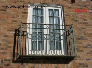 Building Regulations Juliet Balcony Railings Balustrades