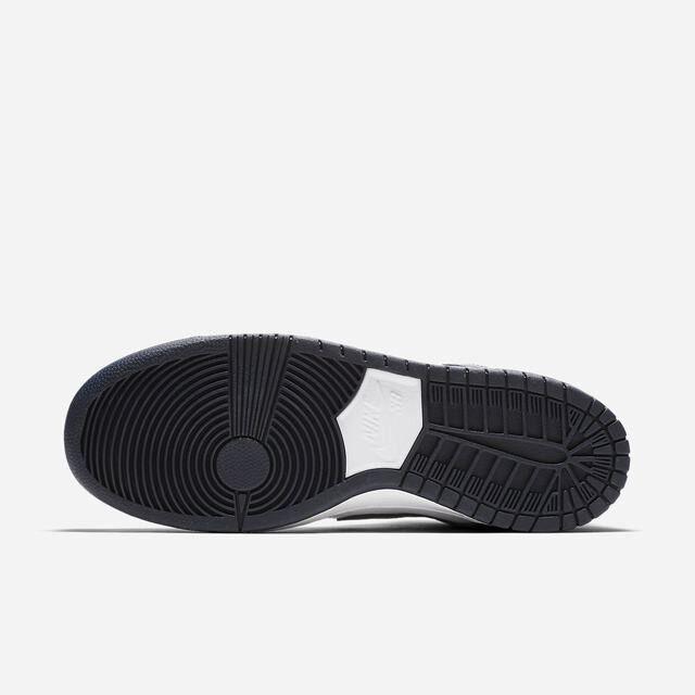 Nike Uomo sb zoom canestro alto (dimensioni 10,5 nuovo rosso skateboard - bianco - blu con lo skateboard rosso 9f4898
