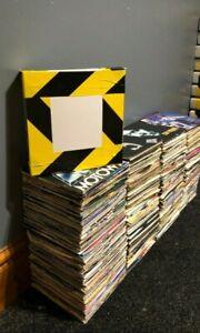 "20 x 80's 7"" SINGLE VINYL RECORDS - Bundle Starter Kit Collection Job lot Music"