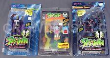 McFarlane Toys Commando & Redeemer Spawn Ultra-Action Figure + Clown NIP '94-'95